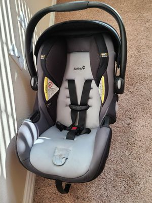 Safety 1st car seat with base for Sale in Keller, TX