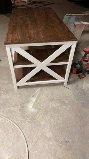 Custom built Farmhouse Desk for Sale in Modesto, CA