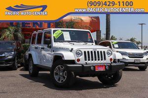 2013 Jeep Wrangler for Sale in Fontana, CA