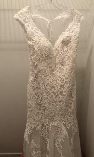 Never worn wedding dress for Sale in Slidell, LA