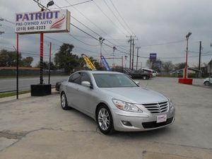 2010 Hyundai Genesis for Sale in San Antonio, TX