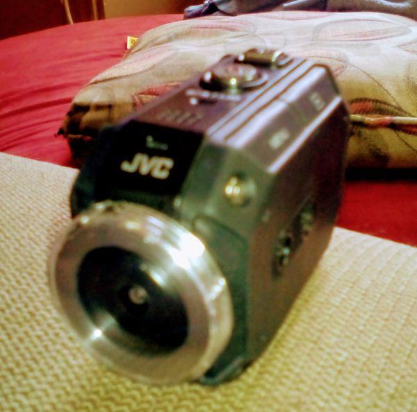 JVC GoPro camera