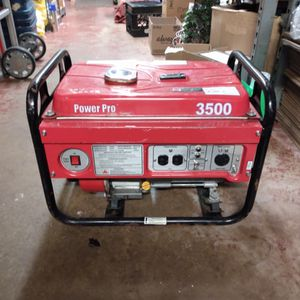 Generator Gas Powered 6.5 h.p for Sale in Cinnaminson, NJ