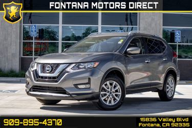 2017 Nissan Rogue for Sale in Fontana,  CA