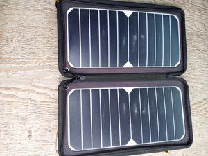 Aspect solar sunsocket portable solar panel for Sale in Denver, CO