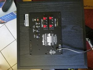 Polk audio home subwoofer for Sale in Miami, FL