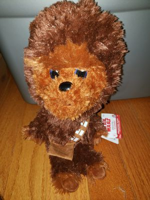 Disney Star Wars Galactic Plush Chewbacca for Sale in Camden, NJ