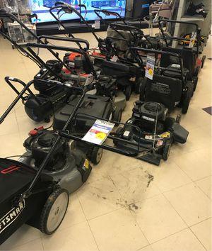 End of season lawn mower sale! for Sale in Everett, WA