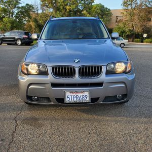 2006 BMW X3 for Sale in Tracy, CA