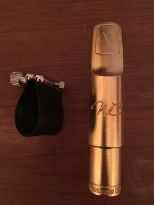 Westcoast sax mofo 2 .110 tenor mouthpiece for Sale in San Francisco, CA