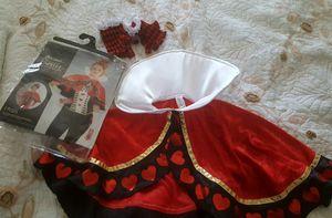 Queen of heart's capeplet for Sale in Virginia Beach, VA