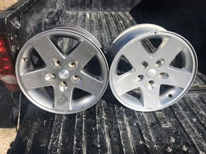 """17 """" Jeep wheels for Sale in Austin, TX"""
