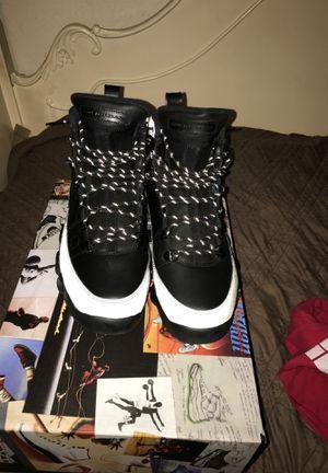 jordan 9 boots for Sale in Mesquite, TX