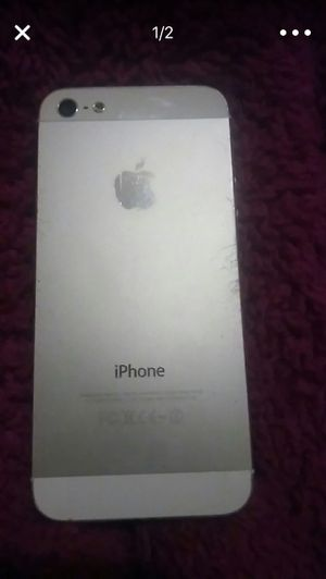 iPhone 5 $90 boost for Sale in Columbus, OH