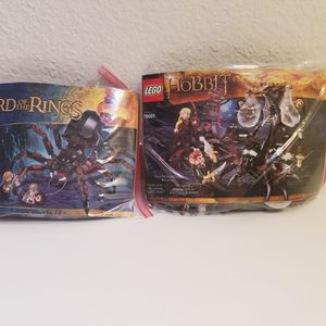 2 Lego Sets* The Lord Of The Rings & The Hobbit * for Sale in Las Vegas, NV