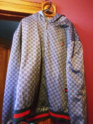 Windbreaker jacket size 2x for Sale in Burlington, NJ