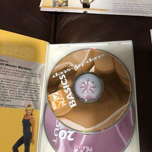 Windsor Pilates 3 DVD Workout Set for Sale in Greenville, SC