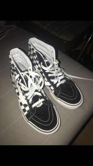 Vans Size 6 Boys / Men's Excellent Condition New Without Box for Sale in San Diego, CA