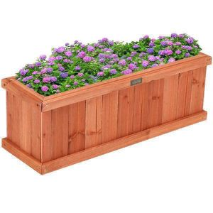 """New 36"""" Wooden Flower Planter for Sale in Beverly Hills, CA"""