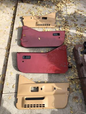 Jeep Tj Half Doors for Sale in Denver, CO
