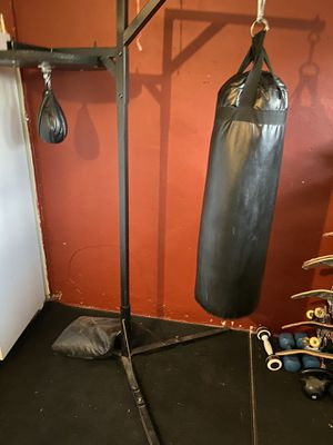 Boxing bag for Sale in Downey, CA