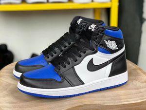 Jordan 1 royal toe for Sale in Wichita, KS