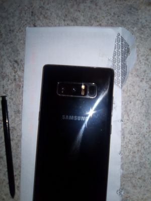 Samsung Galaxy note 8 for Sale in Lehigh Acres, FL