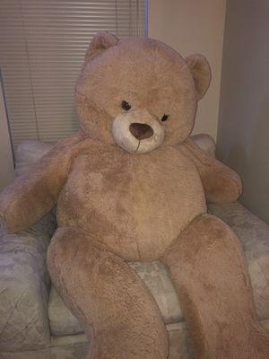 GIANT STUFFED ANIMAL TEDDY BEAR for Sale in San Dimas, CA