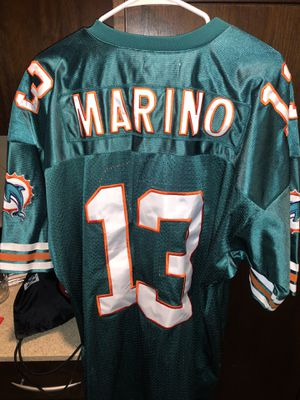 Dan marino Jersey for Sale in Fort Smith, AR