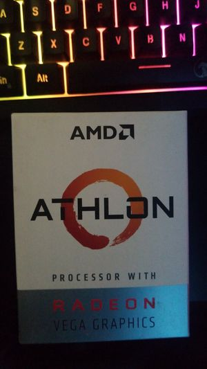 AMD Athlon 200ge for Sale in Lake View Terrace, CA
