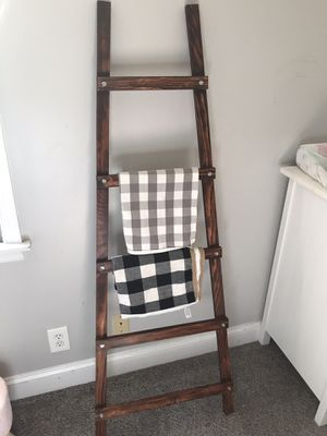 Blanket Ladder for Sale in Ashburn, VA