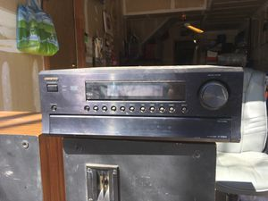 ONKYO TX-SR804 7-way receiver for Sale in Highlands Ranch, CO