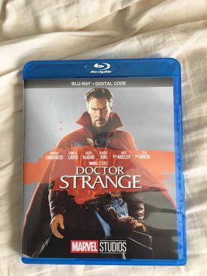 Marvel Doctor Strange Blu-ray movie for Sale in Rancho Cucamonga, CA