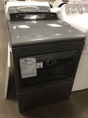 New Whirlpool Gray 7.4 CuFt Electric Dryer! for Sale in Gilbert, AZ
