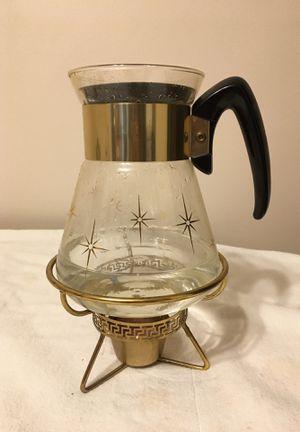 Vintage Pyrex coffee pot for Sale in Clinton Township, MI