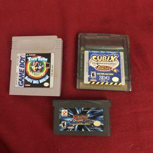 Gameboy Games Bundle for Sale in Pompano Beach, FL