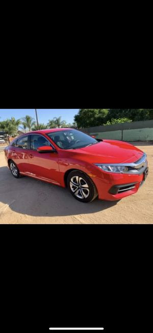 2018 Honda Civic lx for Sale in Montclair, CA