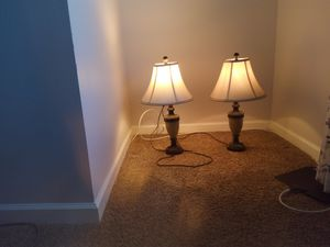 """Two lamps 26"""" for Sale in Hermitage, TN"""
