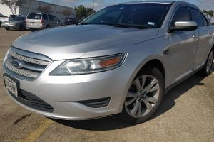2011 Ford Taurus for Sale in Pasadena, TX