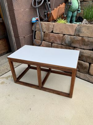 Pick up today unique mid century modern coffee table / tv stand for Sale in Monroeville, PA