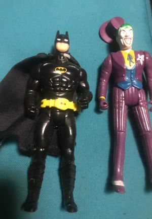 Batman and Joker Action Figures 1989 for Sale in Brooklyn, NY