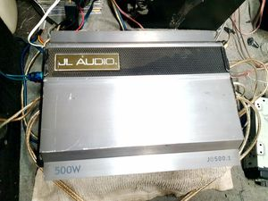 JL AMPLIFIER 500.1 for Sale in Compton, CA