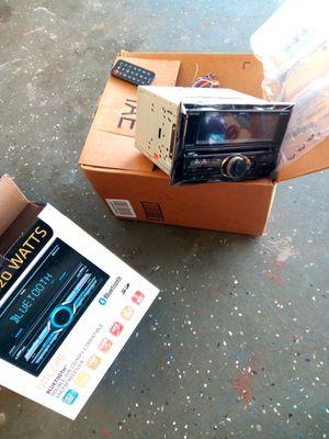 Car Bluetooth CD deck for Sale in Tampa, FL