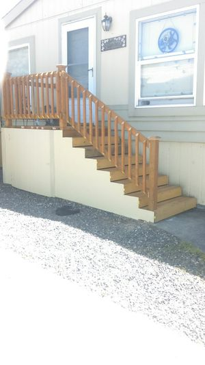 Need a Porch built Or need a new fence We build ramps too for Sale in Portland, OR