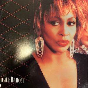 "Tina Turner Private Dancer B/w Nut bush City Limits 12"" Single Record NM, VG+ 33 V-8620 Capitol for Sale in Riverside, CA"