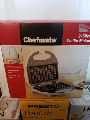 Waffle Maker. Kitchen Appliance for Sale in Folsom, CA