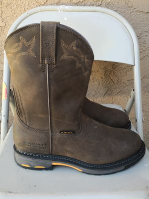 Ariat Soft toe boots size 11D for Sale in Riverside, CA
