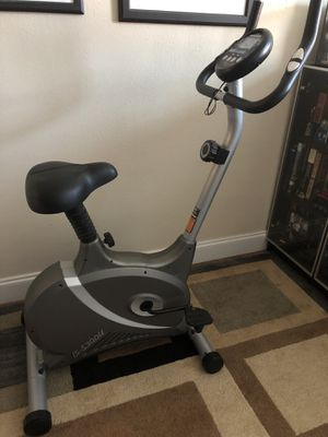 Stamina upright exercise bike 15-5300U silent magnetic resistance for Sale in St. Louis, MO