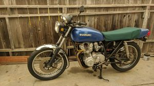 Suzuki motorcycle for Sale in South San Francisco, CA