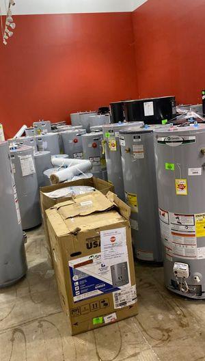 Water heater liquidation sale ‼️‼️‼️‼️🔥☺️☺️☺️ FJ for Sale in Houston, TX